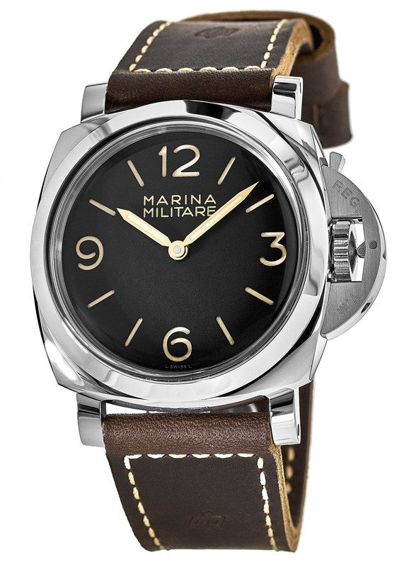 Panerai Luminor 1950 Marina Militare 3Days Acciaio 47mm Watch PAM00673
