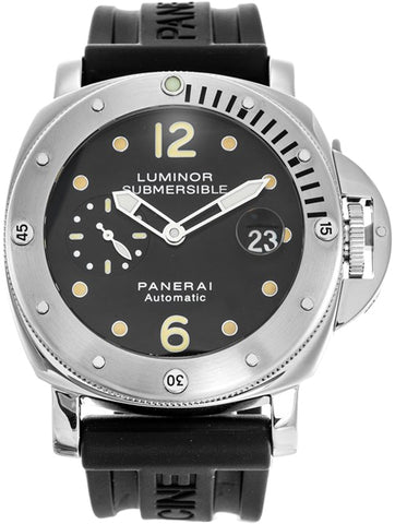 Panerai Luminor Submersible 44mm Auto Acciaio Men's Watch PAM01024