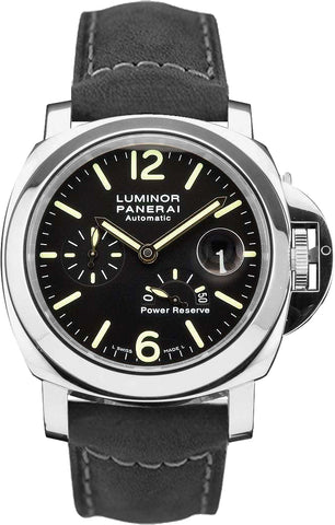 Panerai Luminor Power Reserve Automatic Acciaio 44mm Watch PAM01090