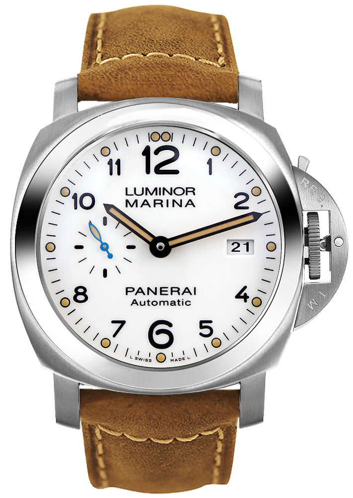 Panerai Luminor Marina 1950 3 Days Auto Acciaio 44mm Watch PAM01499
