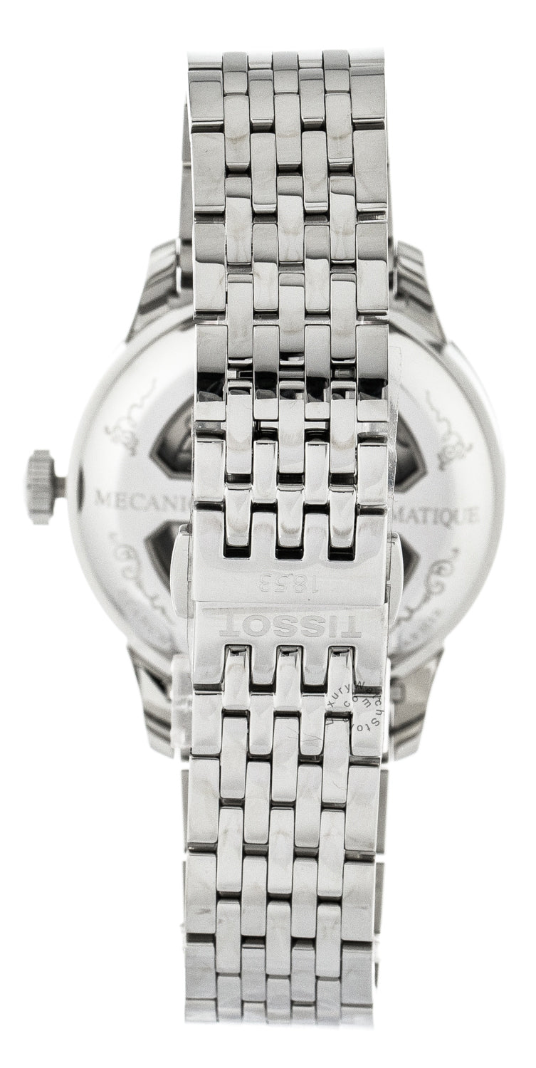 Tissot Le Locle Steel Automatic Silver Dial Men's Watch T0064281103800