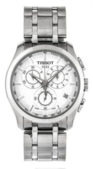 Tissot T-Trend Couturier Chronograph Steel Men's Watch T0356171103100