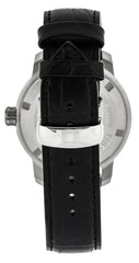 Tissot T-Sport PRC 200 39mm Black Leather Men's Watch T0554101605700