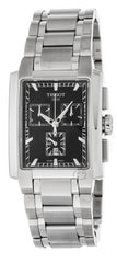 Tissot T-Trend TXL Rectangular Chronograph  Men's Watch T0617171105100