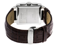 Tissot T Trend TXT Chronograph Brown Leather Men Watch T0617171603100