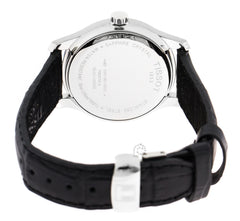 Tissot T Classic Tradition Black Leather Women's Watch T0632101603700