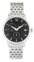 Tissot Tradition GMT Steel Anthracite Dial Men's Watch T0636391106700