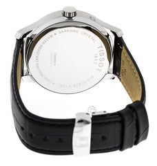 Tissot Tradition GMT Black Leather Men's  Watch T0636391605700