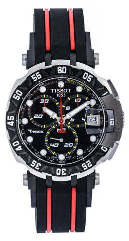 Tissot T-Race Chrono Stefan Bradl Ltd Editon 2015 Watch T0924172705100