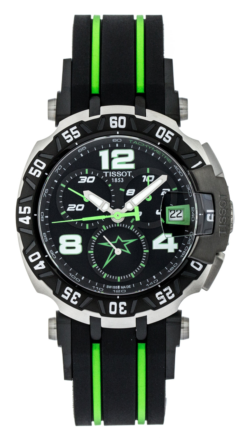 Tissot T-Race Chrono Nicky Hayden Ltd Ed 2015 Men Watch T0924172705701