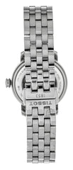 Tissot T Classic Bridgeport Auto Leather Women's Watch T0970071105300