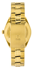 Tissot PR 100 Silver Dial Gold PVD Steel Men Watch T1014103303100