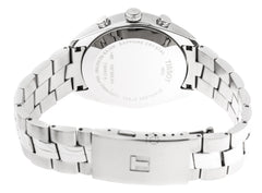 Tissot PR 100 Chronograph Rhodium Dial Steel Men Watch T1014171107100