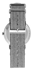 Tissot Everytime Medium White Dial Fabric Band Watch T1094101803200