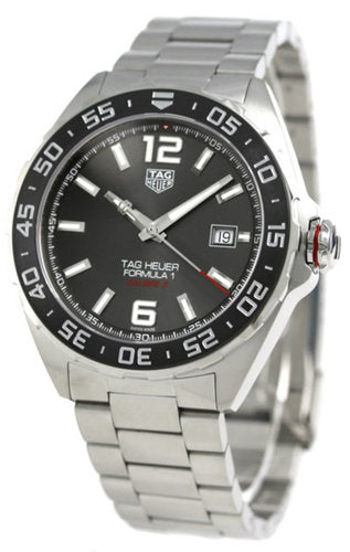 TAG Heuer Formula 1 Calibre 5 Anthracite Dial Men Watch WAZ2011.BA0842