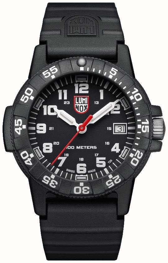 Luminox Sea Turtle 0300 Series 39MM Rotating Bezel Men's Watch XS.0301