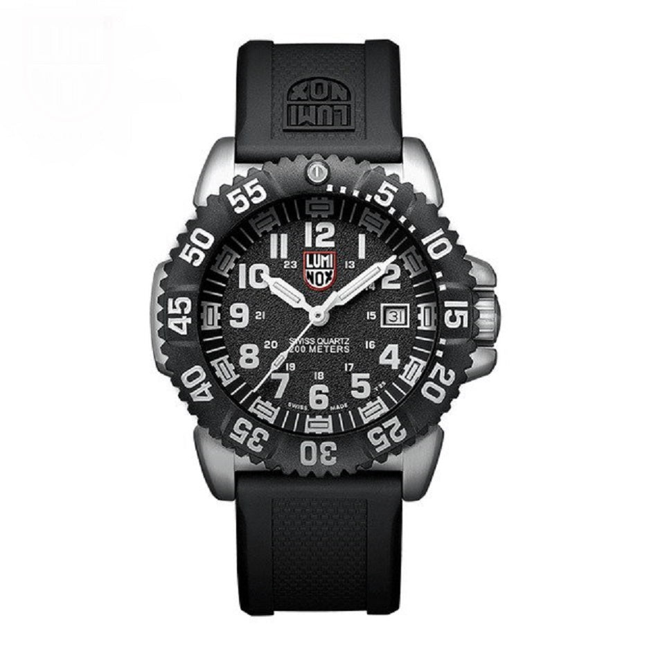 Luminox Navy Seal Steel Colormark 45mm SS Men's Watch XS.3151.NV