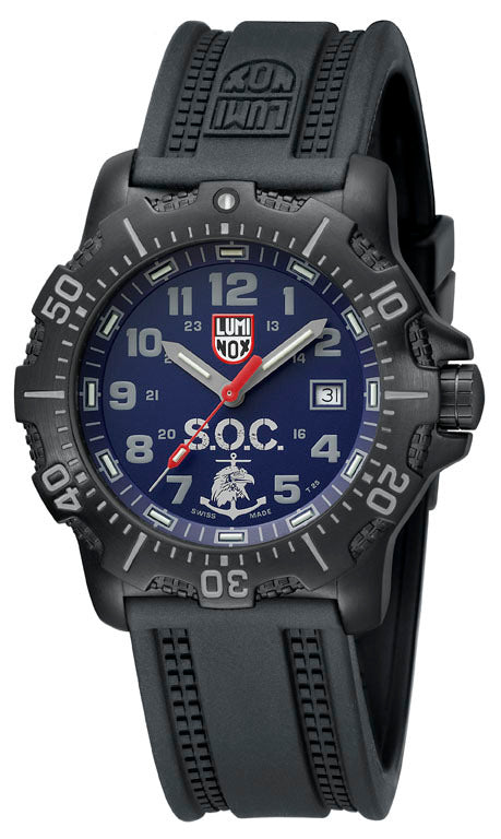 Luminox Special OPS Challenge 45mm Quartz SS Watch XS.4223.SOC.SET