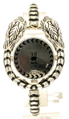 Gucci Dionysus 23MM Black MOP Tiger Heads Women's Watch YA149501