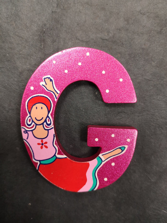 Children's Fairytale Letters - G