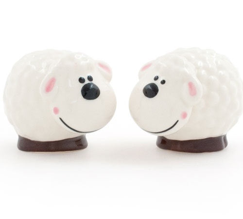 Sheep Salt and pepper shakers