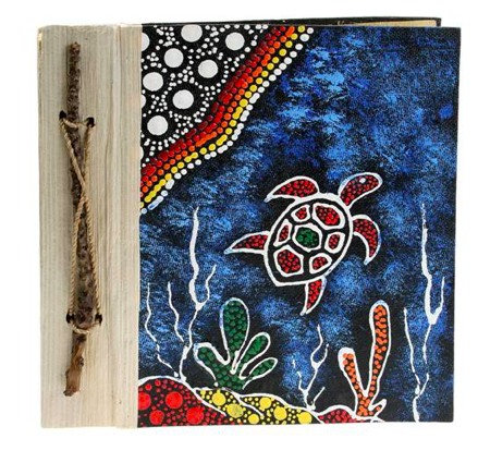 Turtle Notebook.