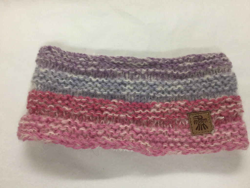 Headband Sierra Nevada Pink