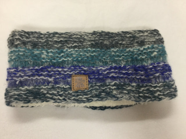 Headband Sierra Nevada Blue