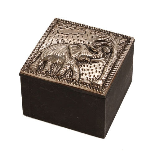 Aluminium Small Box Bird/Owl/Elephant