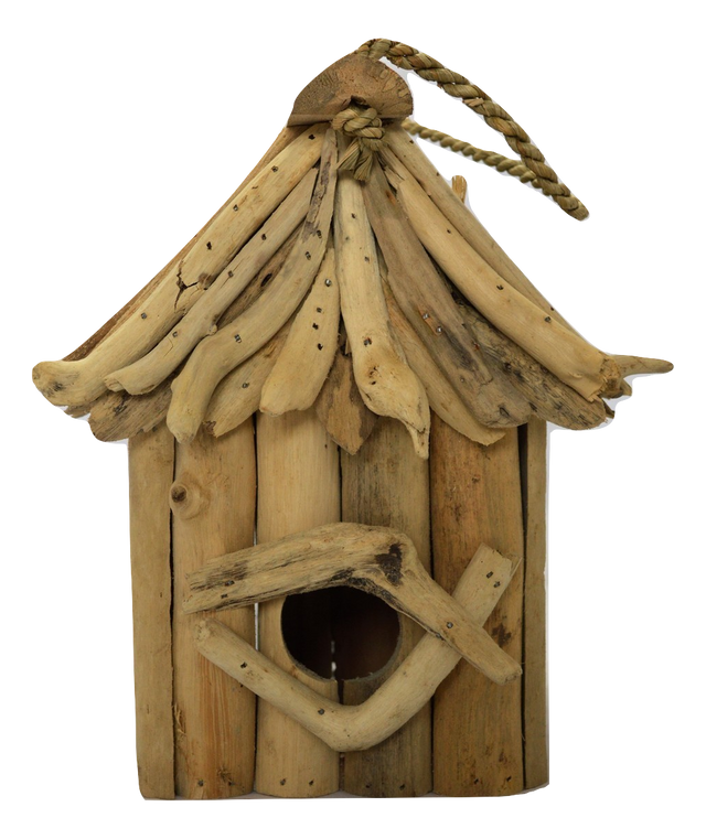 Large Square Bird House