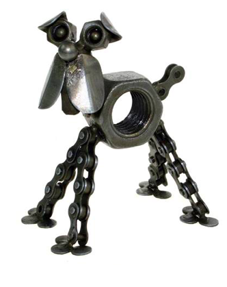 Bike Chain Nut Dog