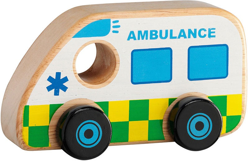 Ambulance Toy Car