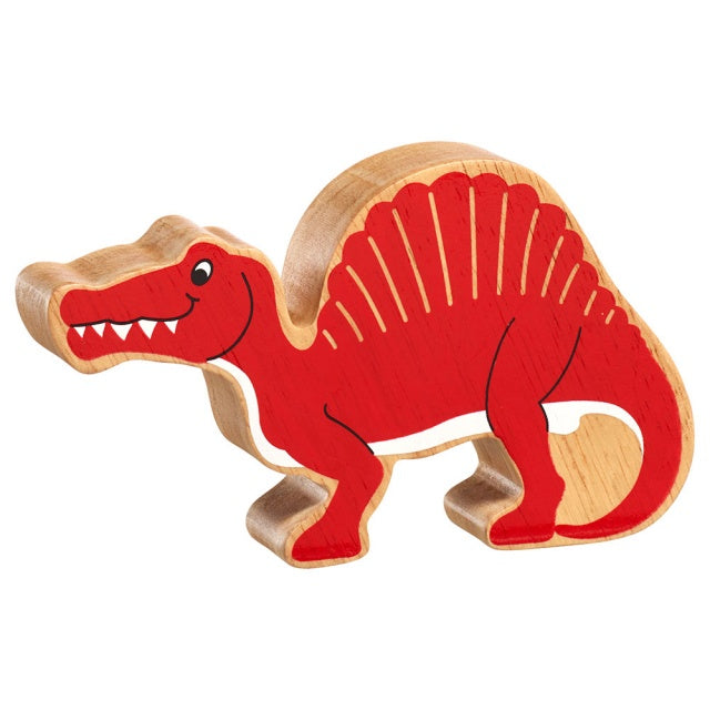 Red Hump Dinosaur Shape Toy