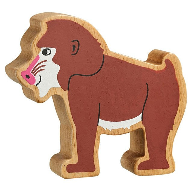 Baboon Shape Toy