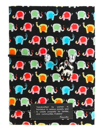 Black Elephant Notebook