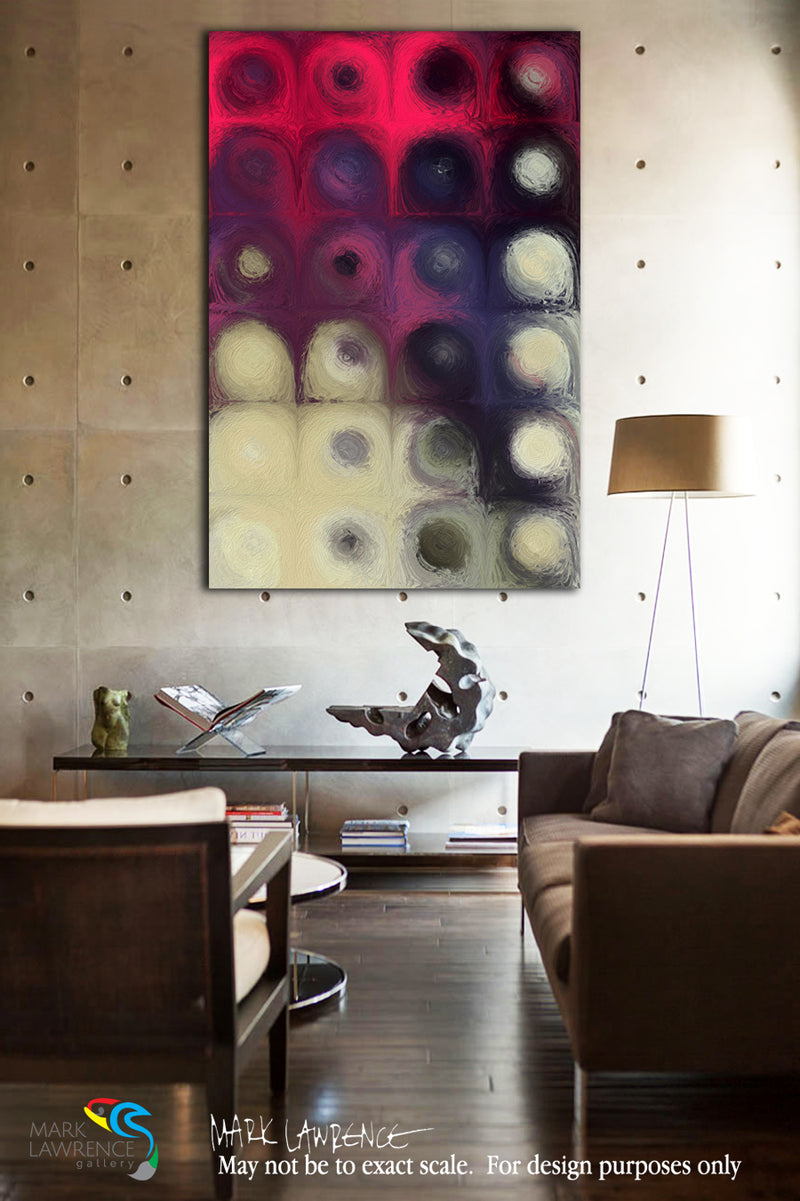 Interior Design Fine Art Inspiration. 1 Thessalonians 4:3. Be Holy. Limited Edition Christian Modern Art. Ultra-hand embellished & textured with rich brush strokes by the artist. Signed and numbered brightly colored Christian abstract art. For this is the will of God, your sanctification: that you should abstain from sexual immorality. 1 Thessalonians 4:3