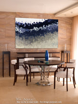 Interior Design Inspiration. 1 Thessalonians 5:18. Spontaneous Prayer. Christian themed limited edition art. Ultra-hand embellished and textured and with rich brush strokes by the artist. Signed and numbered brightly colored abstracts. In every thing give thanks: for this is the will of God in Christ Jesus concerning you. 1 Thessalonians 5:18