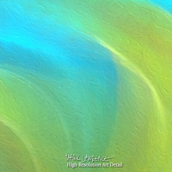 Large Painting Detail- Christian Art-He First Loved Us. Versevisions inspirational art by Mark Lawrence. Artist Direct- Original limited edition signed canvas and paper giclees