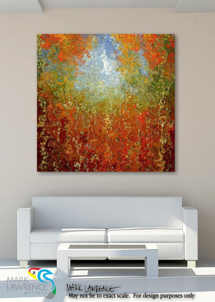 hristian Art-1 Peter 5:10. Versevisions inspirational abstract art by Mark Lawrence. Artist Direct- Original limited edition signed canvas & paper giclees