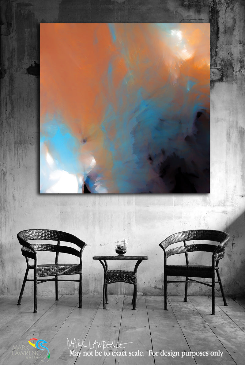 Interior Design Inspiration. 2 Corinthians 5:21. He Bore Our Sin. Limited Edition Christian Modern Art. Ultra-hand embellished and textured with rich brush strokes by the artist. Signed & numbered brightly colored Christian abstract art. Find Art That Speaks To You! For He made Him who knew no sin to be sin for us, that we might become the righteousness of God in Him. 2 Corinthians 5:21