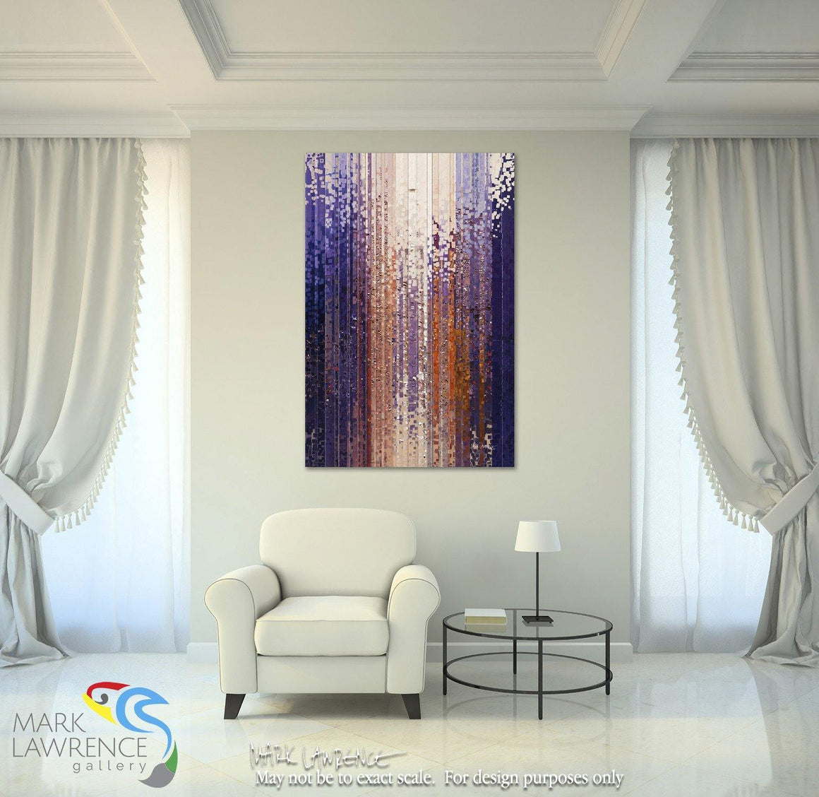 "Desigher Room Art Inspiration- Christian Art-MARK LAWRENCE. VerseVisions inspirational abstract art by Mark Lawrence. Original limited edition signed canvas & paper giclees. Sizes to 54""x81"""