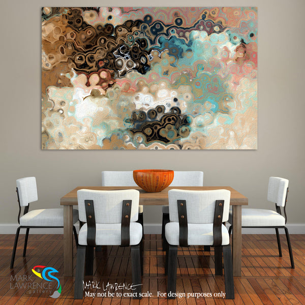 "Interior Design Inspiration- Acts 18:9. Speak! Limited Edition Christian Modern Art. Ultra-hand embellished and textured with rich brush strokes by the artist. Signed & numbered brightly colored Christian abstract art. Find Art That Speaks To You! Now the Lord spoke to Paul in the night by a vision, ""Do not be afraid, but speak, and do not keep silent. Acts 18:9"