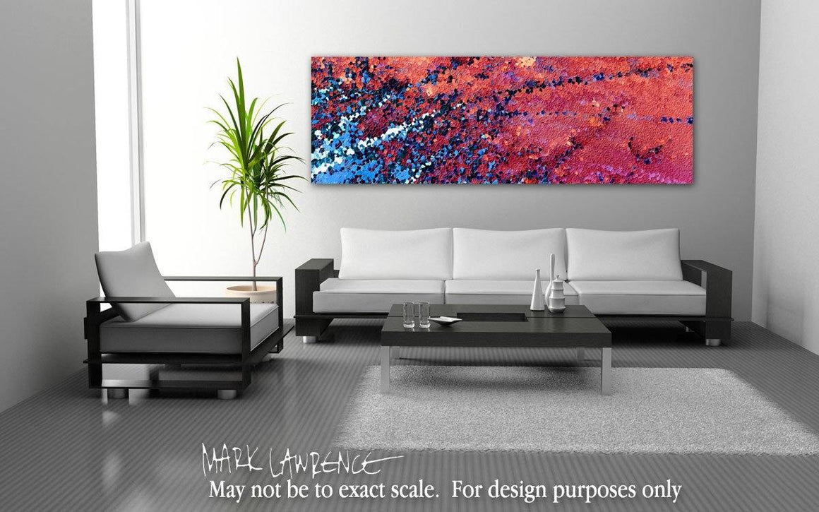 Limited Edition- Amos 9:6. The LORD Is His Name | Large Panoramic Art