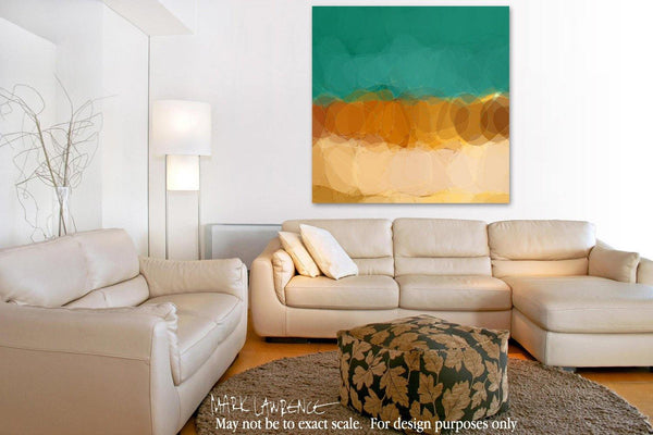 Limited Edition- Beach Scene 5. Abstract Beach Art