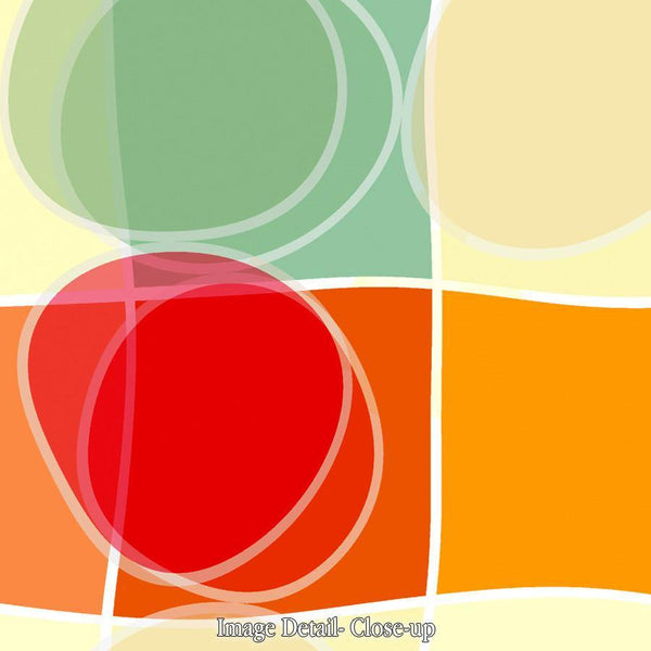 Limited Edition- Circles and Squares #12. Modern Fine Art