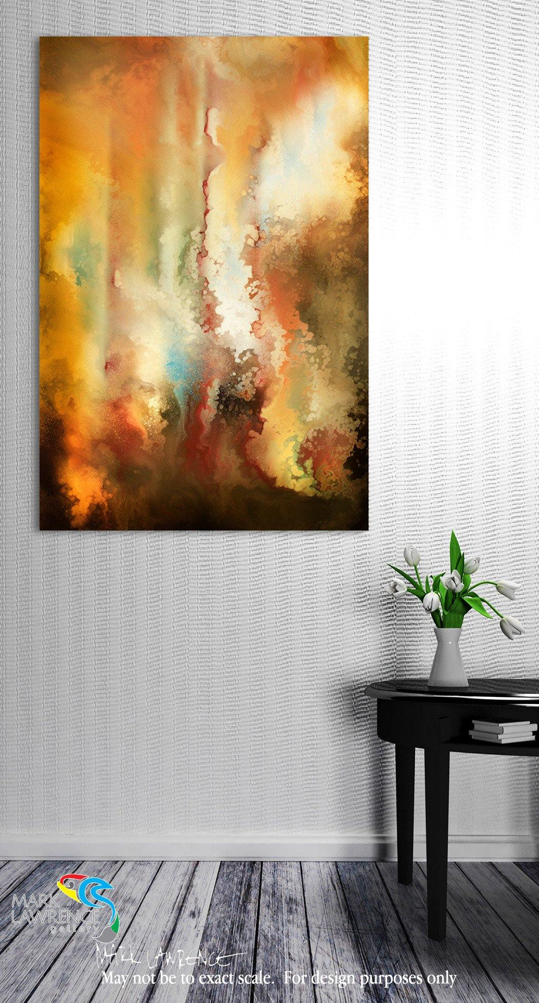 Interior Design Art Inspiration- Colossians 1:13. Delivered From Darkness. Limited Edition Christian themed art. Sacred hand embellished with brush strokes.  Signed/numbered modern abstract art