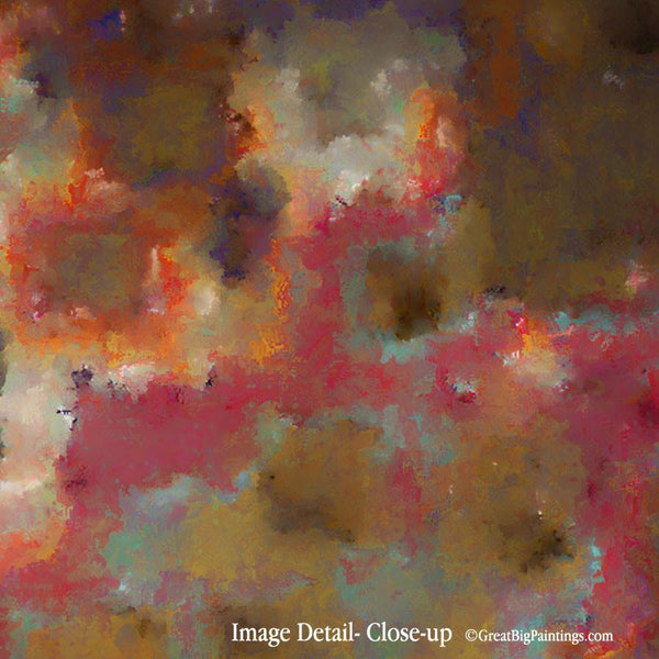 Large Abstract Art | Elemental | Limited Edition