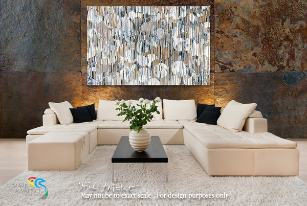 Interior Design Inspiration- Hebrews 4:12. The Word. Limited Edition Christian Modern Art. Ultra-hand embellished and textured with rich brush strokes by the artist. Signed & numbered brightly colored Christian abstract art. Find Art That Speaks To You! For the word of God is living and powerful, and sharper than any two-edged sword, piercing even to the division of soul and spirit, and of joints and marrow, and is a discerner of the thoughts and intents of the heart. Hebrews 4:12
