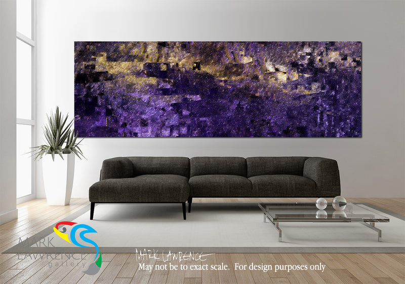 Interior Design inspiration- TITLE. Limited Edition Christian Modern Art Panoramic. Ultra-hand embellished and textured with rich brush strokes by the artist. Signed & numbered brightly colored Christian abstract art. Find Art That Speaks To You! Now this is the main point of the things we are saying: We have such a High Priest, who is seated at the right hand of the throne of the Majesty in the heavens.  Hebrews 8:1