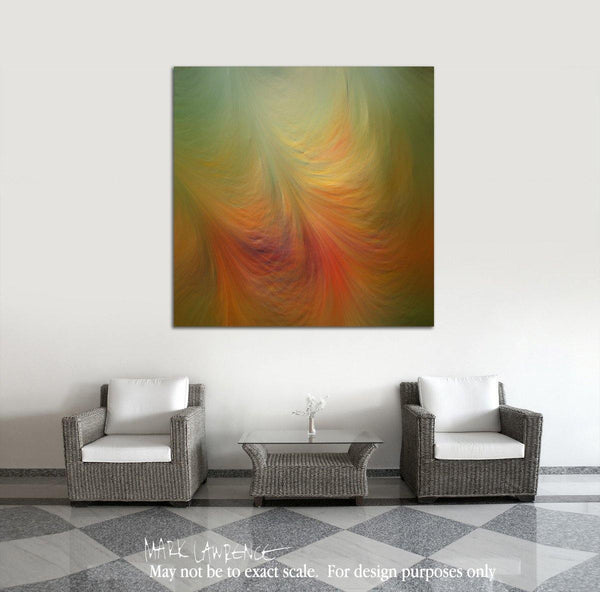 Interior Design Focal Point Art Inspiration- Christian Art-Hebrews 2:14. Versevisions inspirational abstract art by Mark Lawrence. Artist Direct- Original limited edition signed canvas & paper giclees